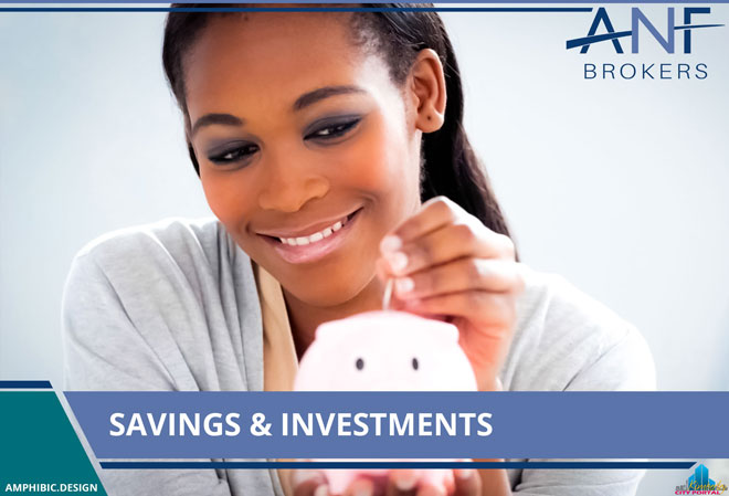 ANF Brokers Kimberley - Products & Services: Savings & Investments