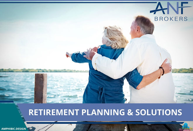 ANF Brokers Kimberley - Products & Services: Retirement Planning and Solutions