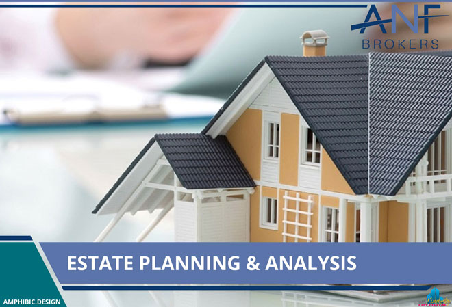 ANF Brokers Kimberley - Products & Services: Estate Planning And Analysis