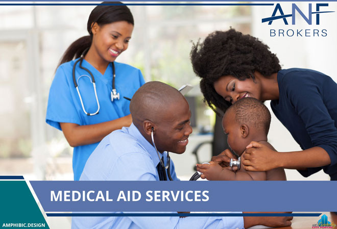 ANF Brokers Kimberley - Products & Services: Medical Aid Services