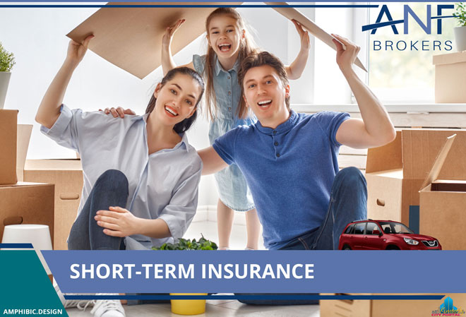 ANF Brokers Kimberley - Products & Services: Short Term Insurance