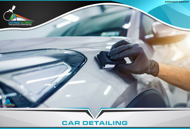 Car Magic Autobody Panelbeaters & Spraypainters Kimberley - Services: Car Detailing