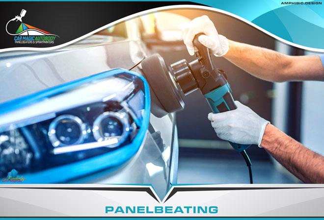 Car Magic Autobody Panelbeaters & Spraypainters Kimberley - Services: Panelbeating