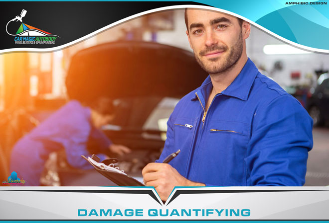 Car Magic Autobody Panelbeaters & Spraypainters Kimberley - Services: Car Accident Damage Quantifying/Surveying