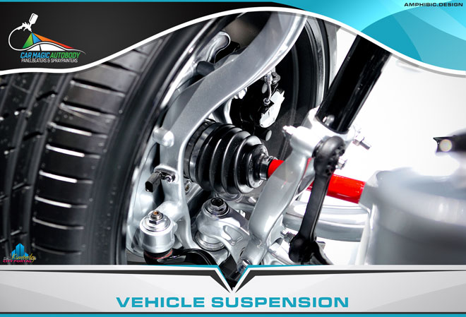Car Magic Autobody Panelbeaters & Spraypainters Kimberley - Services: Vehicle suspension due to potholes