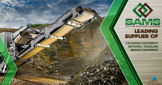 AFFILIATE COMPANIES: SA Mining Solutions in Northern Cape is a leading supplier of mining equipment, crushing and material handling solutions.