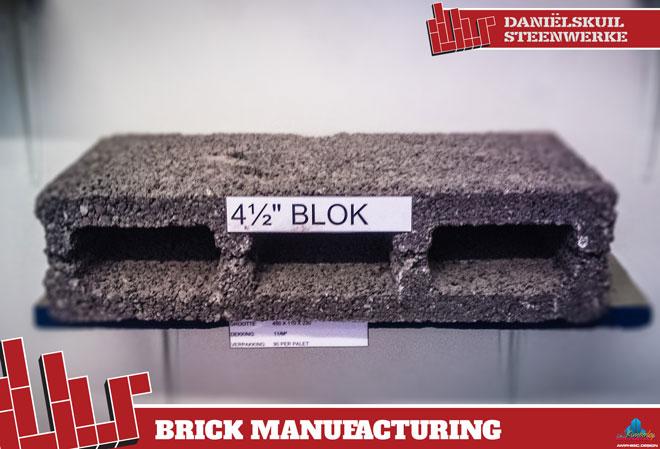 DK Bricks KCP Brick Manufacturing