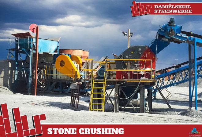 DK Bricks KCP Stone Crushing