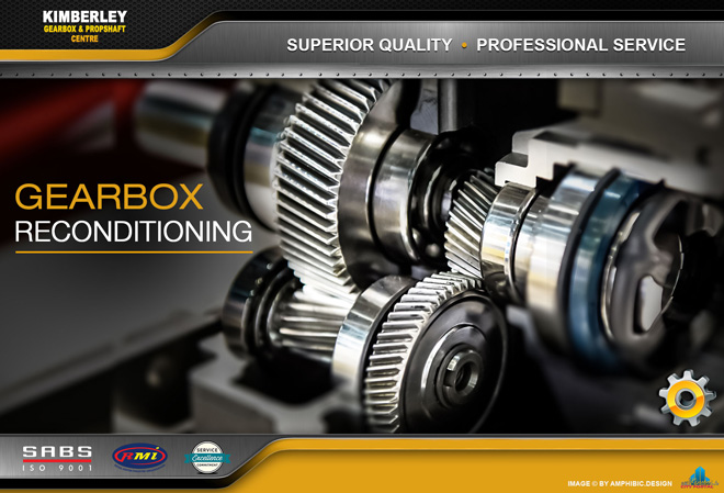 Kimberley Gearbox & Propshaft Centre -  SERVICES: Gearbox Reconditioning