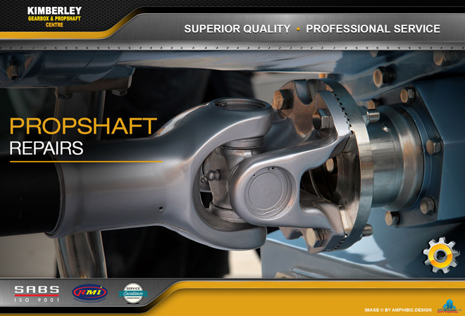 Kimberley Gearbox & Propshaft Centre -  SERVICES: Propshaft Repairs