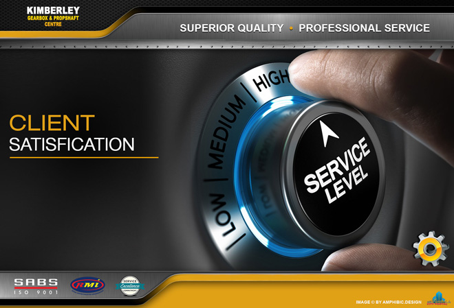 Kimberley Gearbox & Propshaft Centre -  Commited Customer Satisfaction