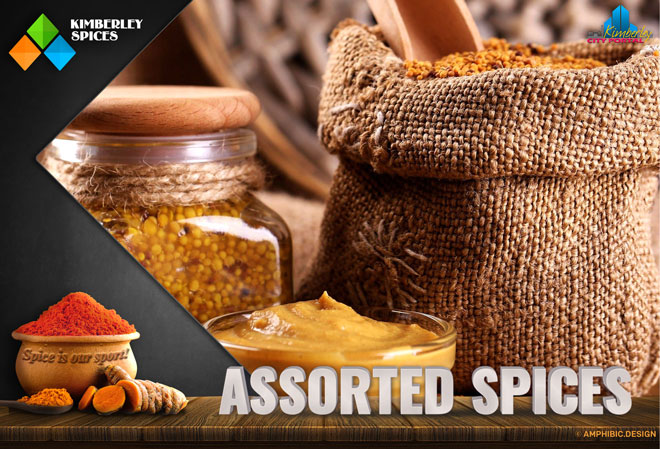 Kimberley Spices Products - Assorted Spices