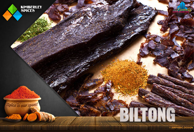 Kimberley Spices Products - Biltong and Droëwors