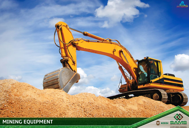 SA Mining Solutions: Mining Equipment - Northern Cape