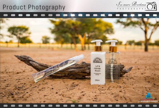 Su-Mari Bothma Photography Kimberley: Services - Product Photography