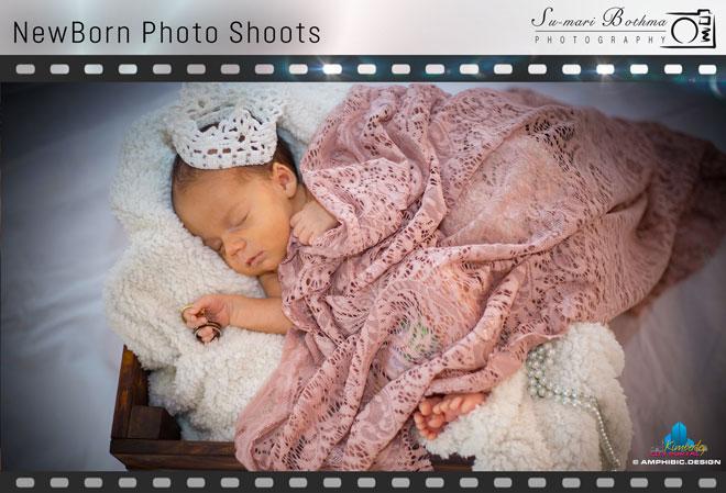 Su-Mari Bothma Photography Kimberley: Services - Newborn Photography