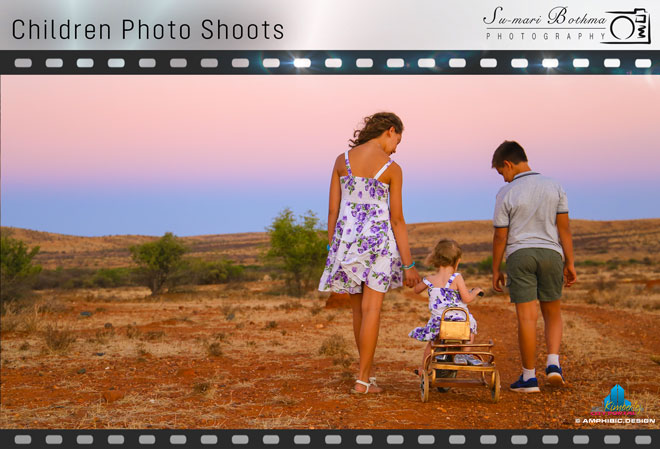 Su-Mari Bothma Photography Kimberley: Services - Children Photography