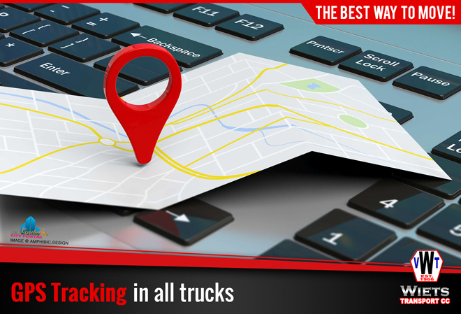 Wiets Transport Kimberley - GPS Tracking in all trucks