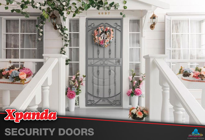 Xpanda Kimberley: Products - Security Doors