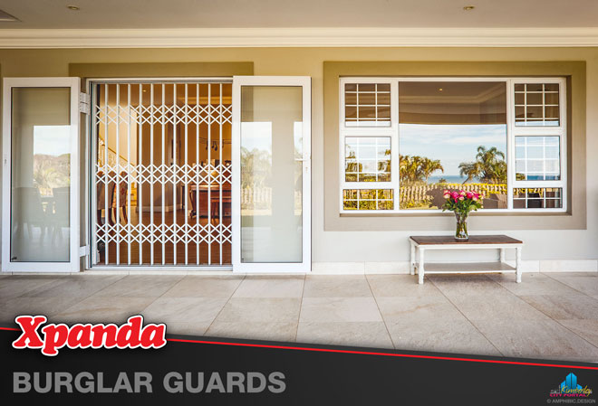 Xpanda Kimberley: Products - Burglar Guards