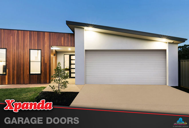 Xpanda Kimberley: Products - Garage Doors