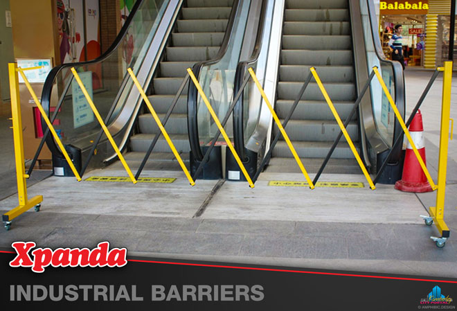 Xpanda Kimberley: Products - Industrial Barriers