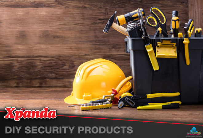 Xpanda Kimberley: Products - DIY Security Products