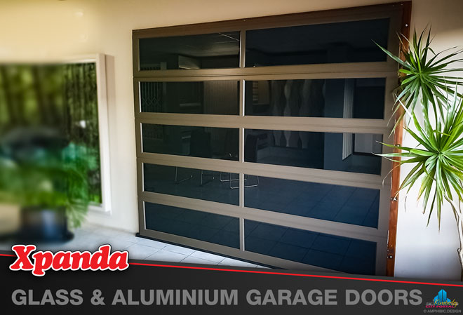 Xpanda Kimberley: Products - Glass and Aluminium Garage Doors